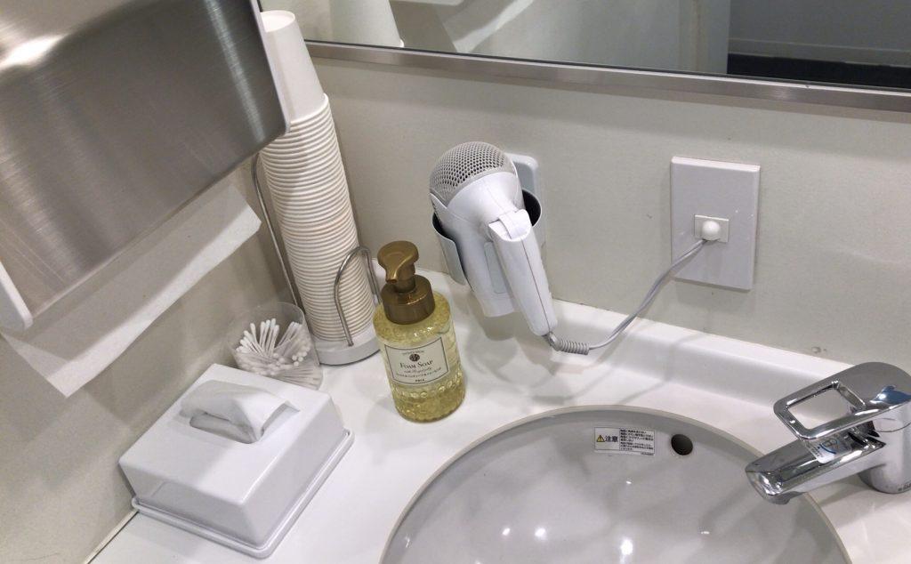 洗面台詳細