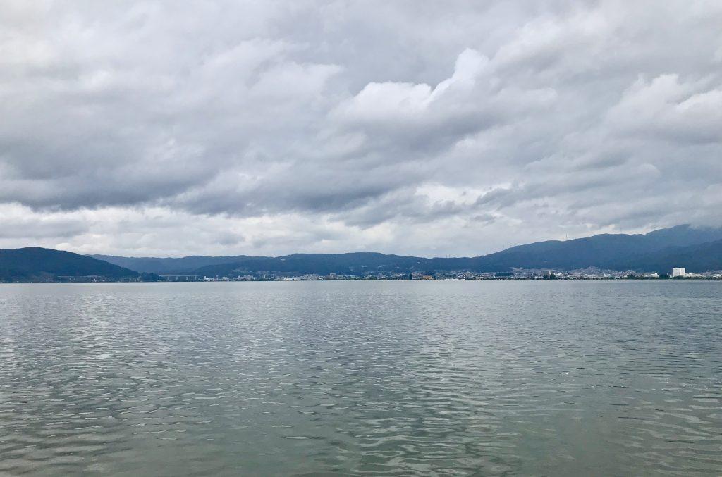 諏訪湖クルーズ
