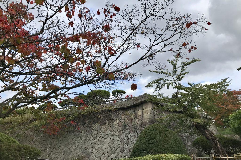 五稜郭の石垣