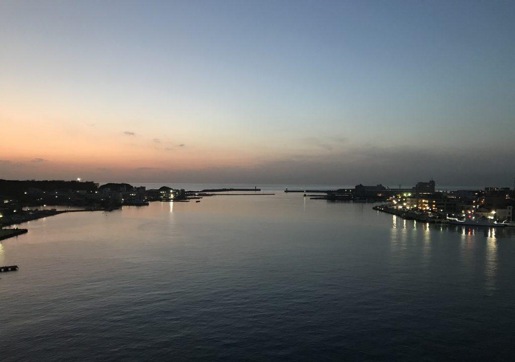 城ヶ島と三崎漁港