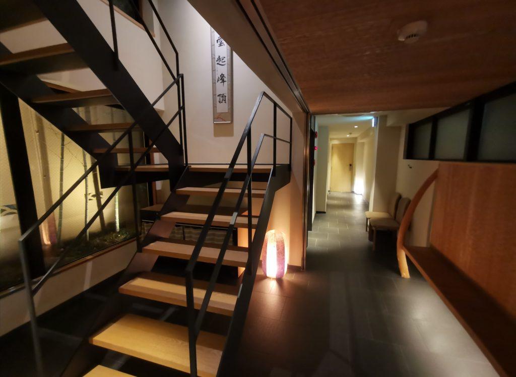 階段&エレベーター