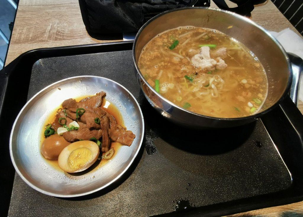 意麺&滷味